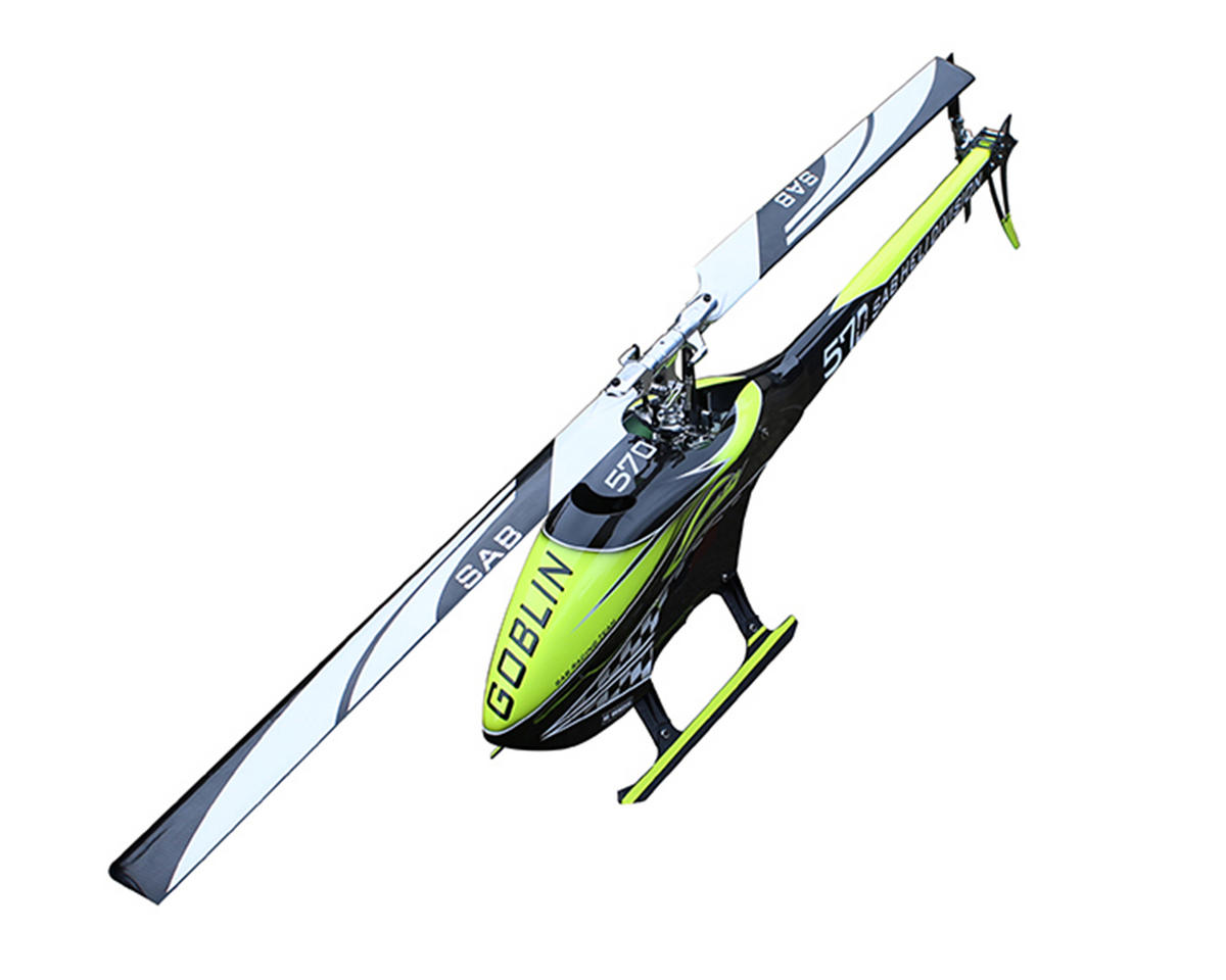 "Goblin 570 ""Carbon Edition"" Flybarless Electric Helicopter Kit"