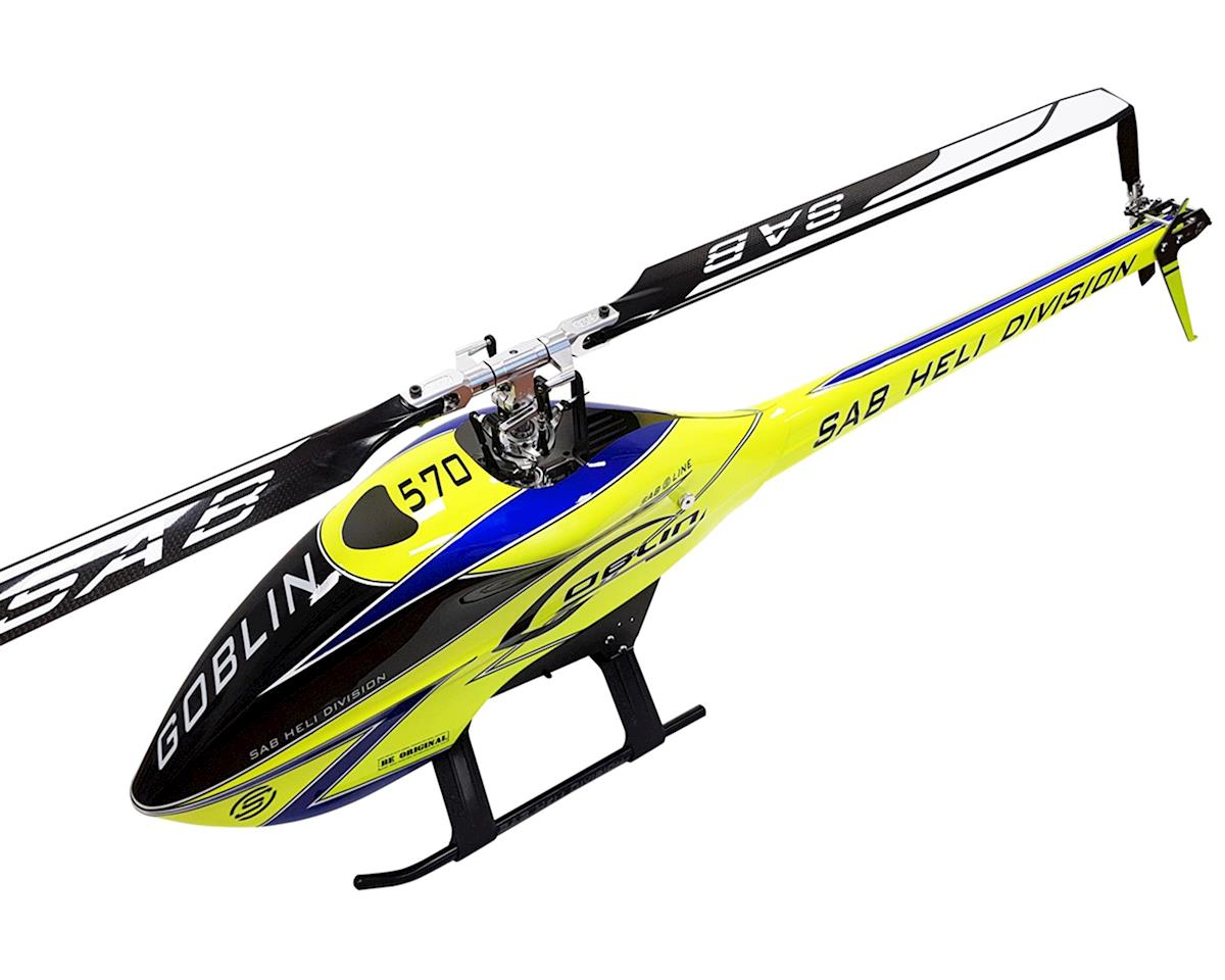 Goblin 570 Sport Flybarless Electric Helicopter Kit