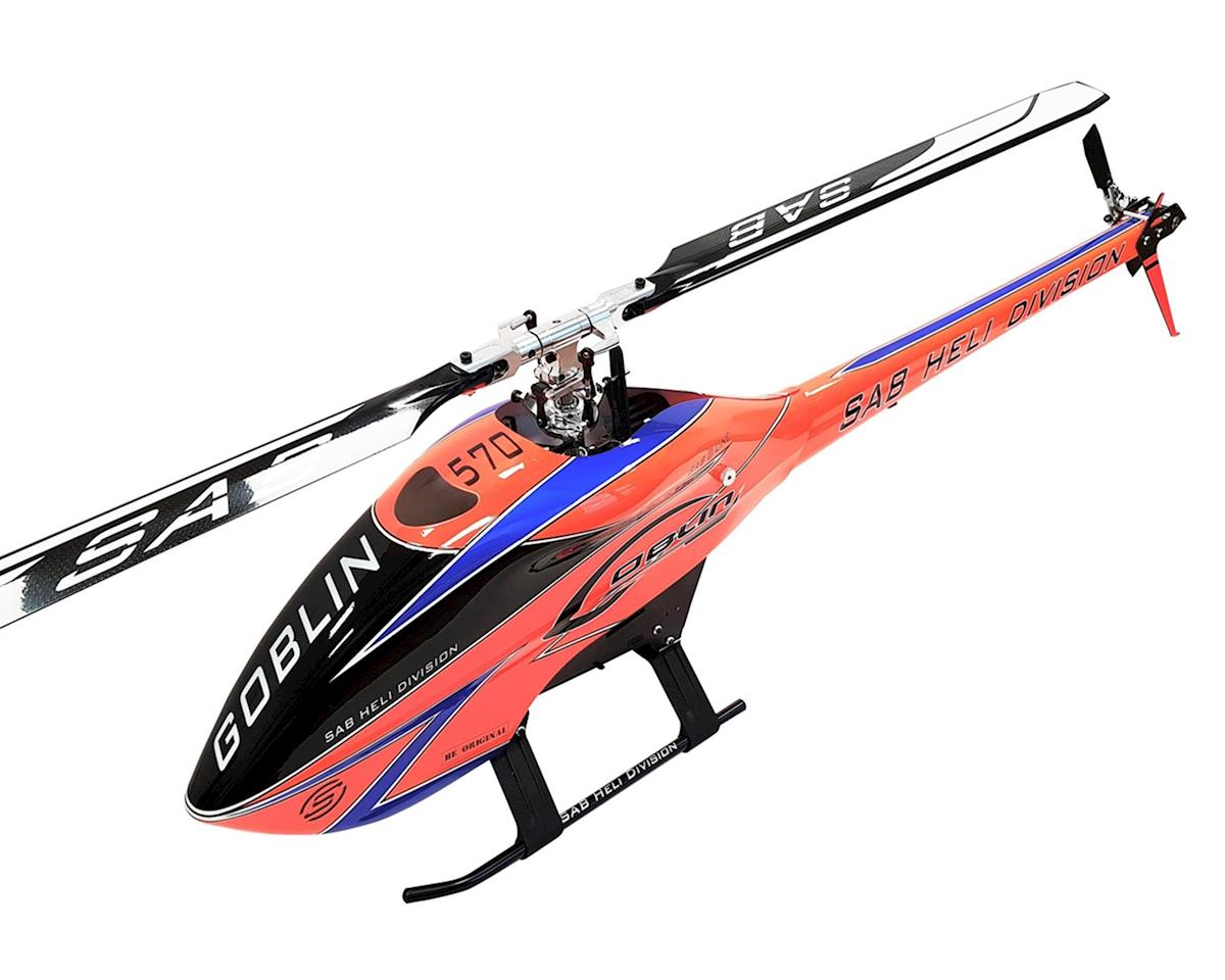 570 Sport Flybarless Electric Helicopter Kit