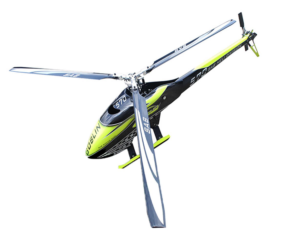 "Goblin 570 ""Kyle Stacy Edition"" Flybarless Electric Helicopter Kit"