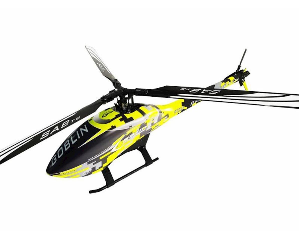SAB Goblin Thunder Sport 700 Havok Edition Electric Helicopter Kit