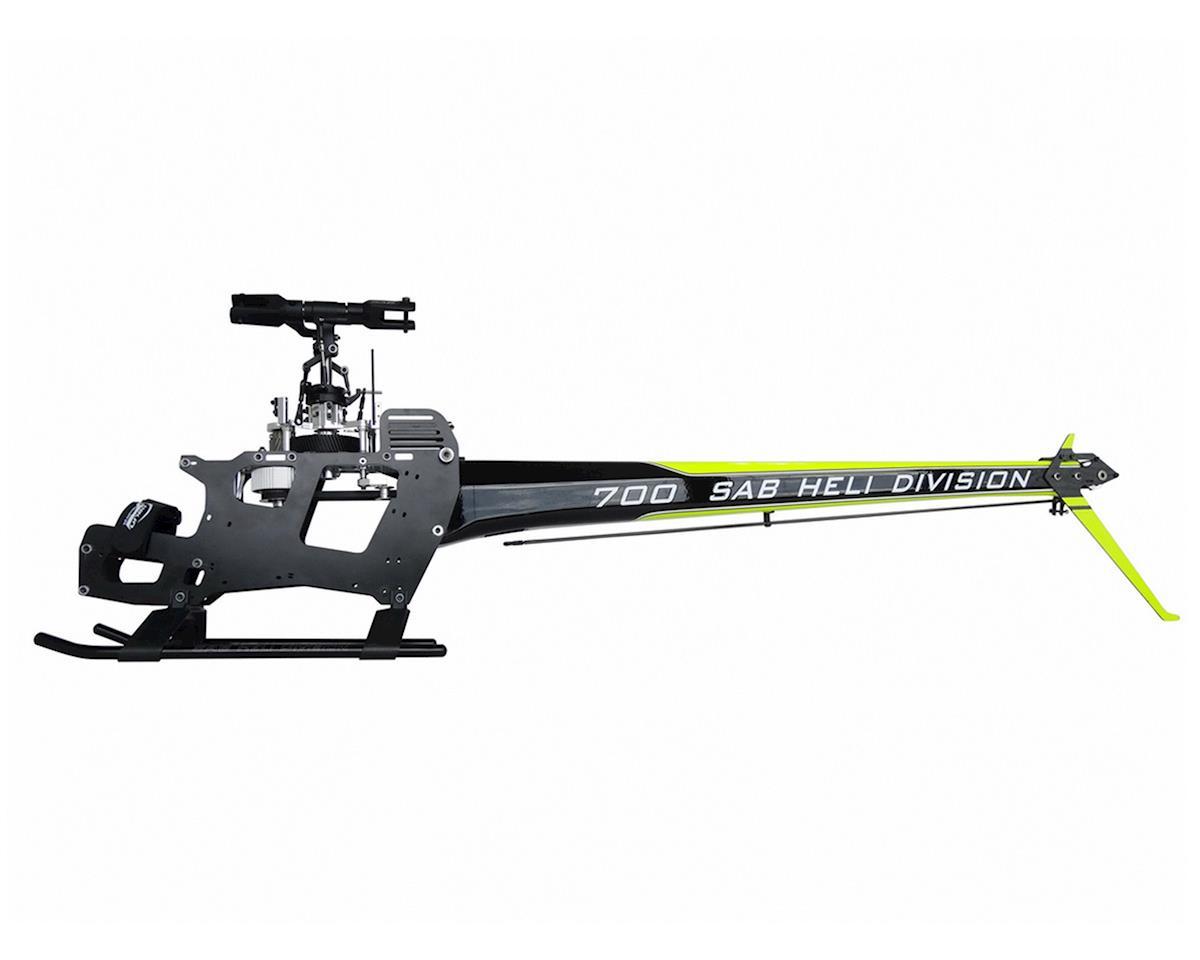 Image 2 for SAB Goblin Thunder Sport 700 Flybarless Electric Helicopter Kit