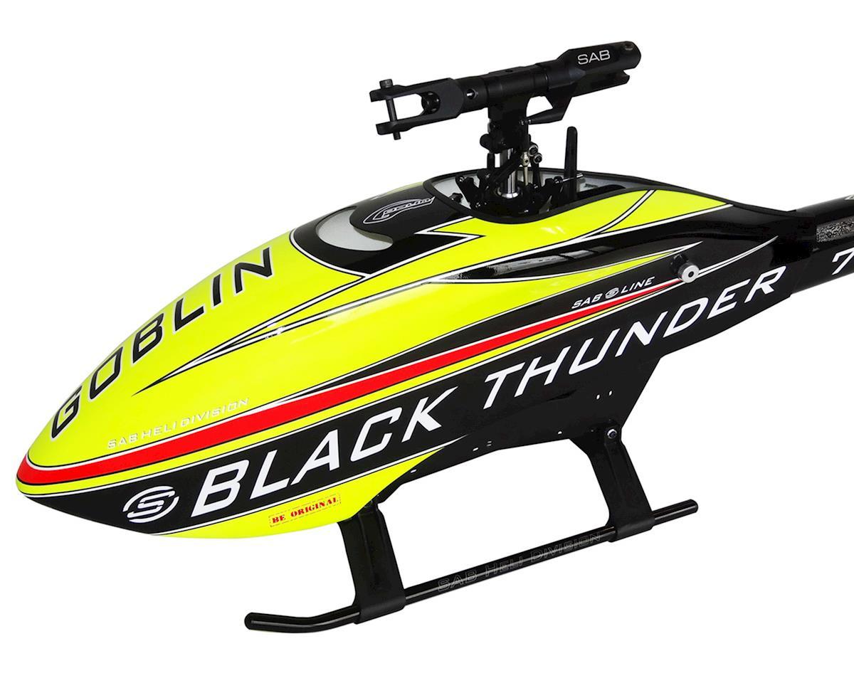 Image 5 for SAB Goblin Thunder Sport 700 Flybarless Electric Helicopter Kit