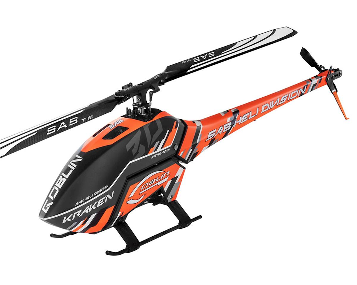 SAB Goblin Kraken 700 Electric Helicopter Kit