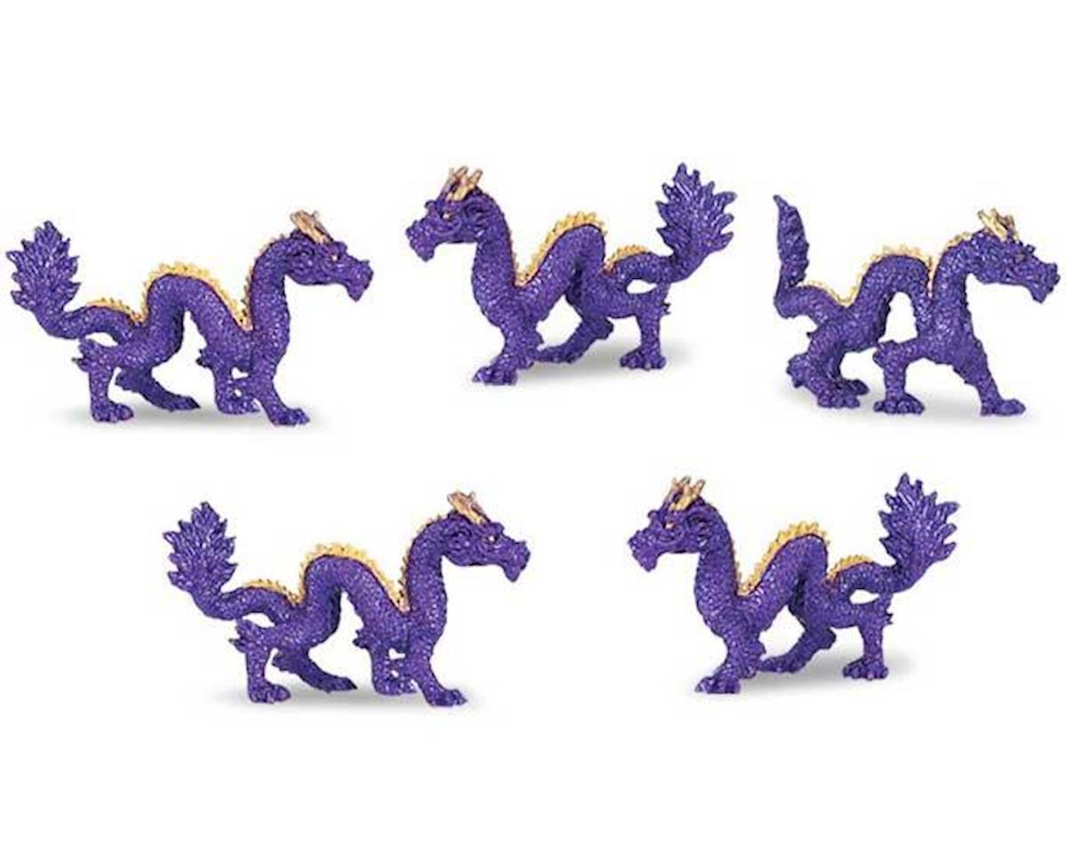 Safari Good Luck Mini Chinese Dragons
