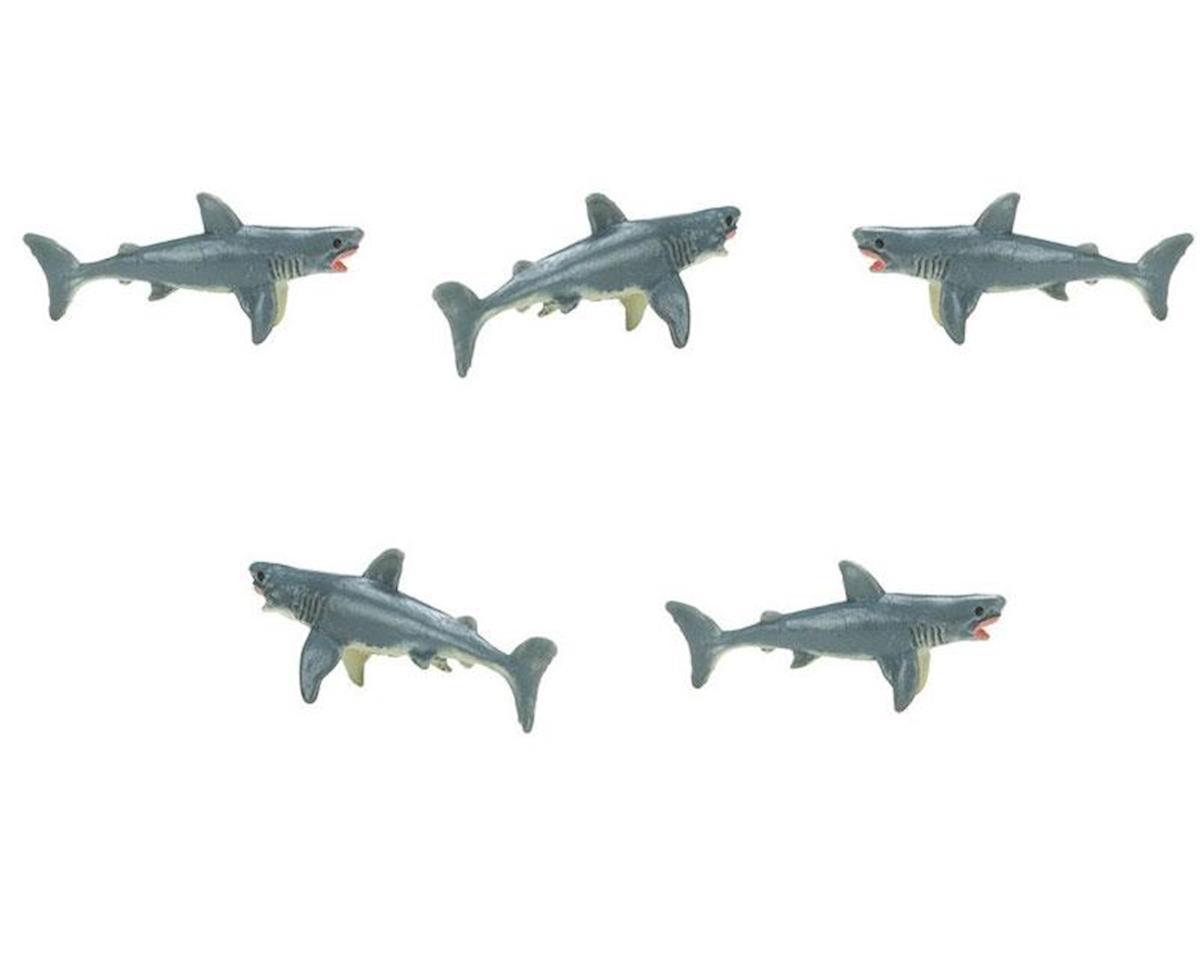 Safari Good Luck Minis Great White Shark