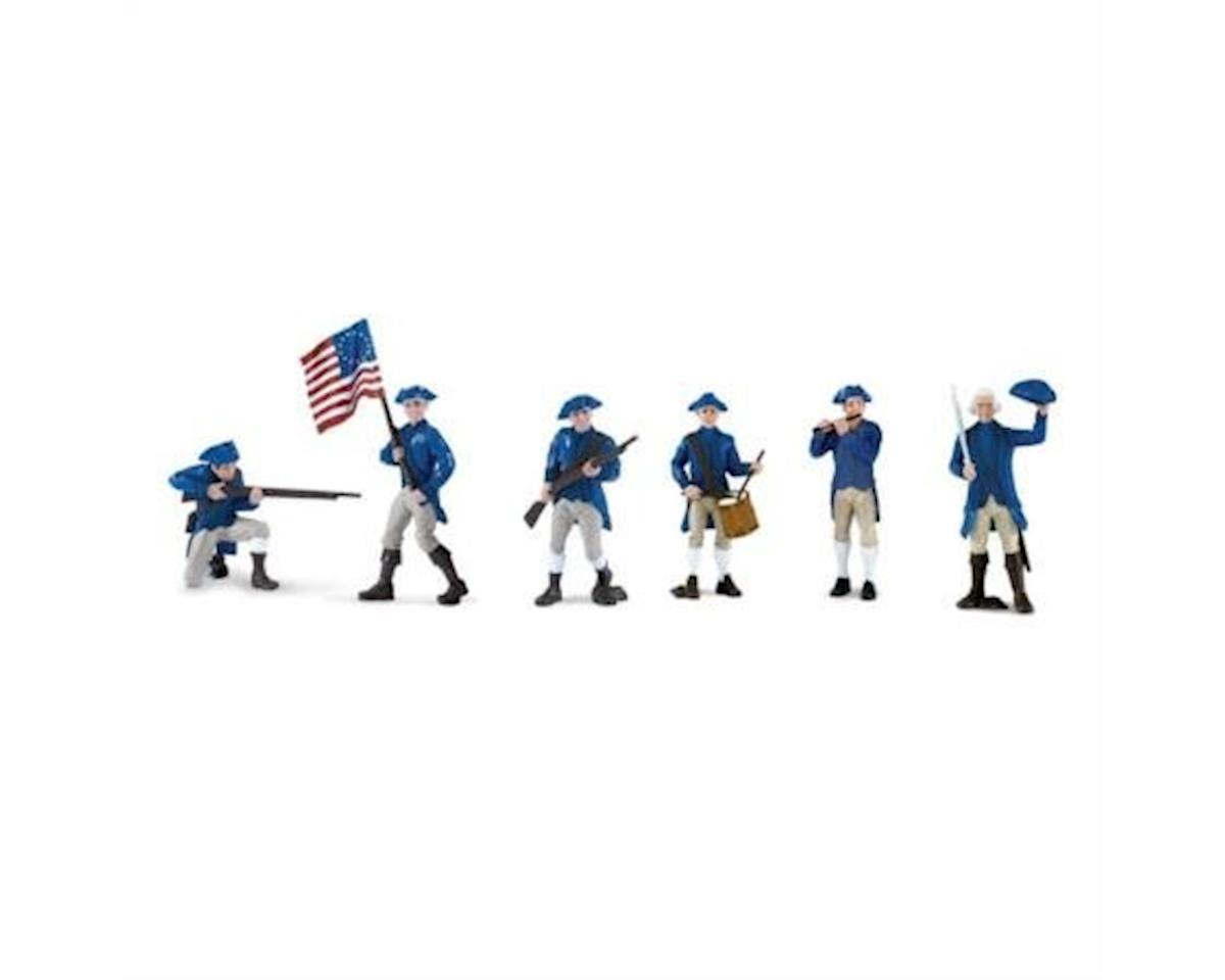 American Revolutionary War Continental Army Toob by Safari