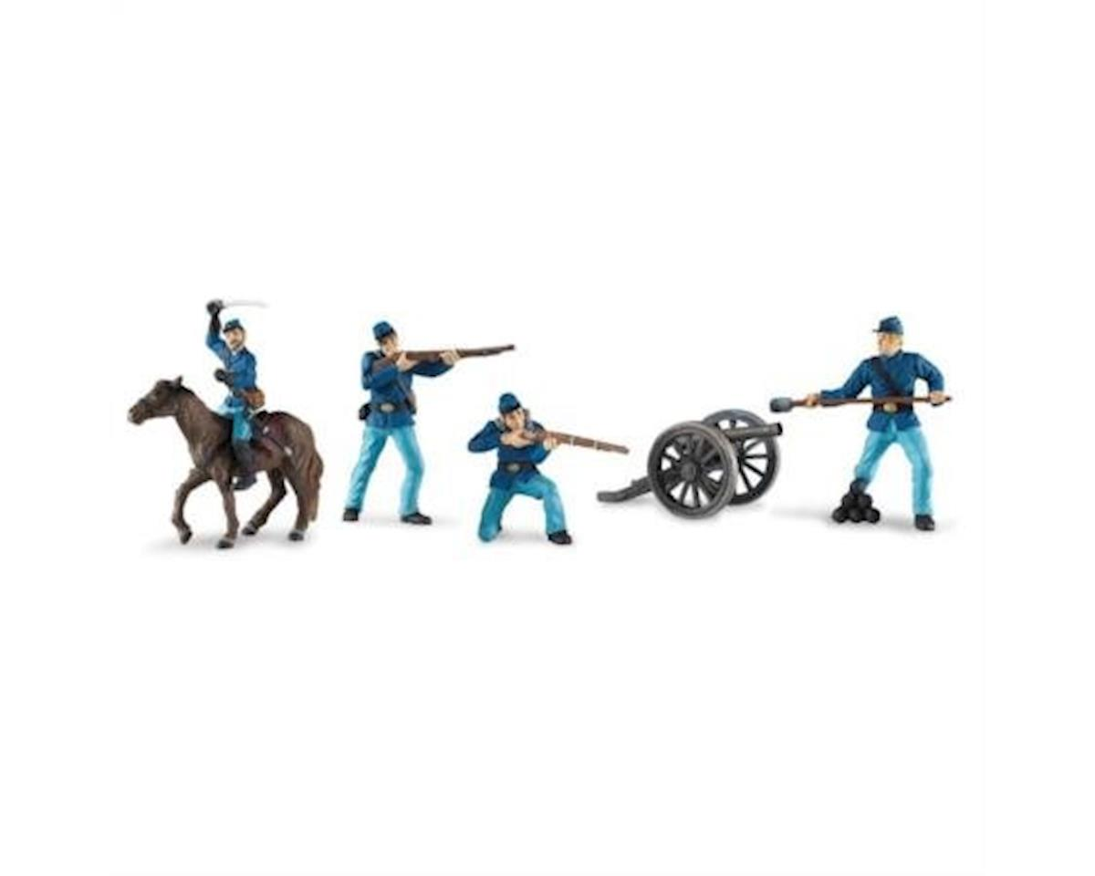 Safari 678904 Safari Union Soldiers Toobs: Collection 2