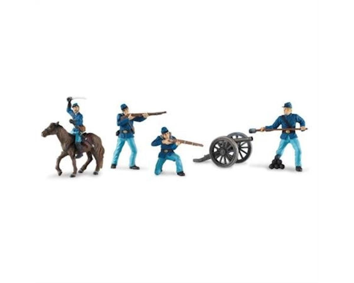 678904 Safari Union Soldiers Toobs: Collection 2 by Safari