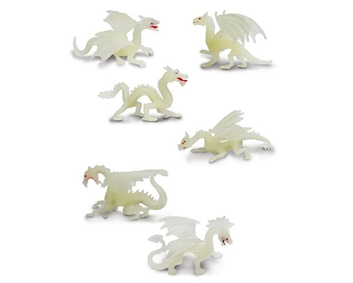 Safari  Glow-In-The-Dark Dragons Toob
