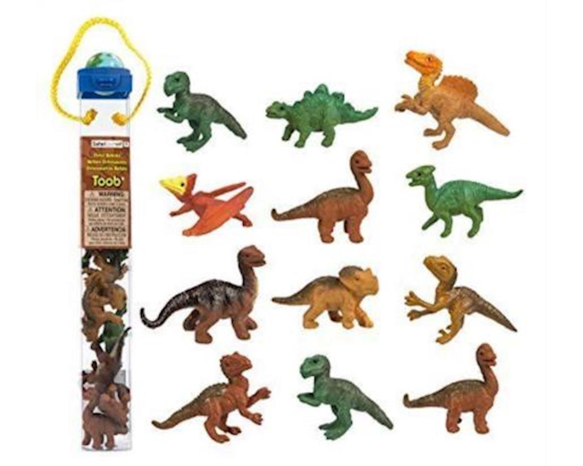 Safari  Dino Babies Toob