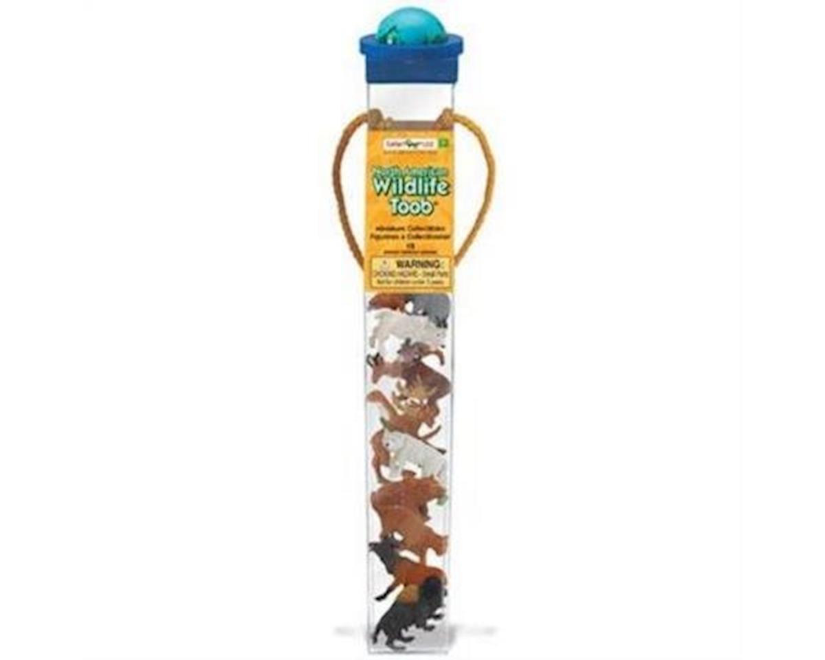 Safari  North American Wildlife Toob