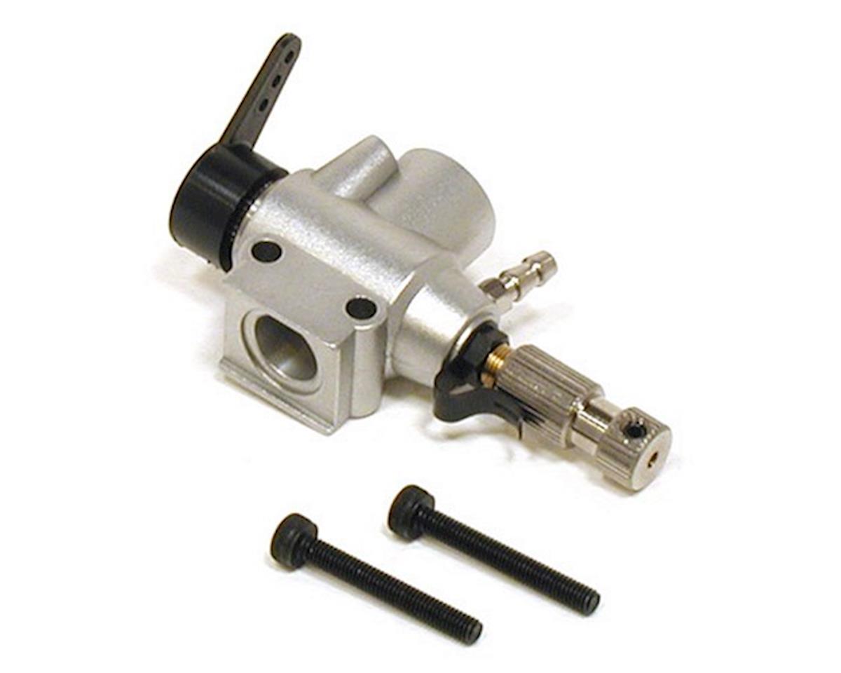 Saito Engines Carburetor Complete: QQ,UU
