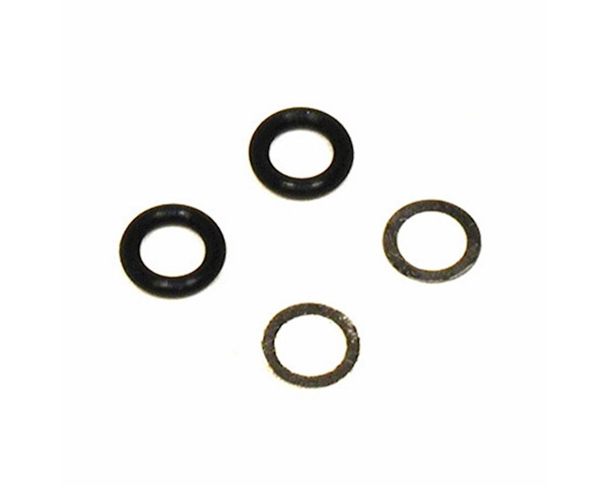 Saito Engines Carburetor Gasket Set:Q,AA