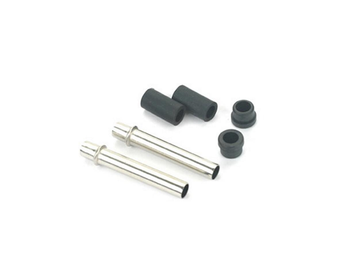 Saito Engines Push-Rod Cvr & Rub Seal (Pr): Y