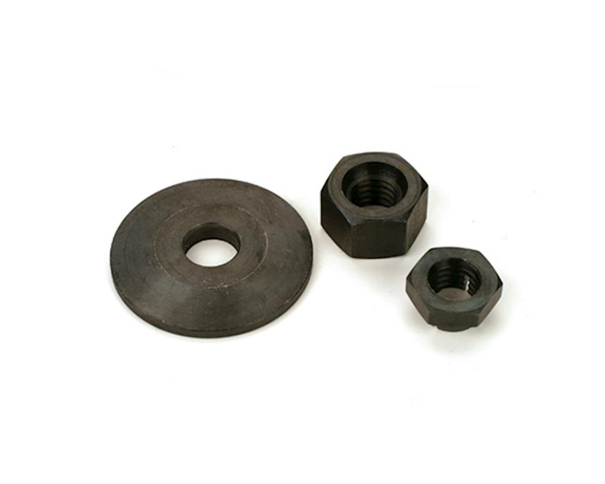 Saito Engines Prop Washer, Nut, Anti-Looseninng: AG, AH, BM, BN