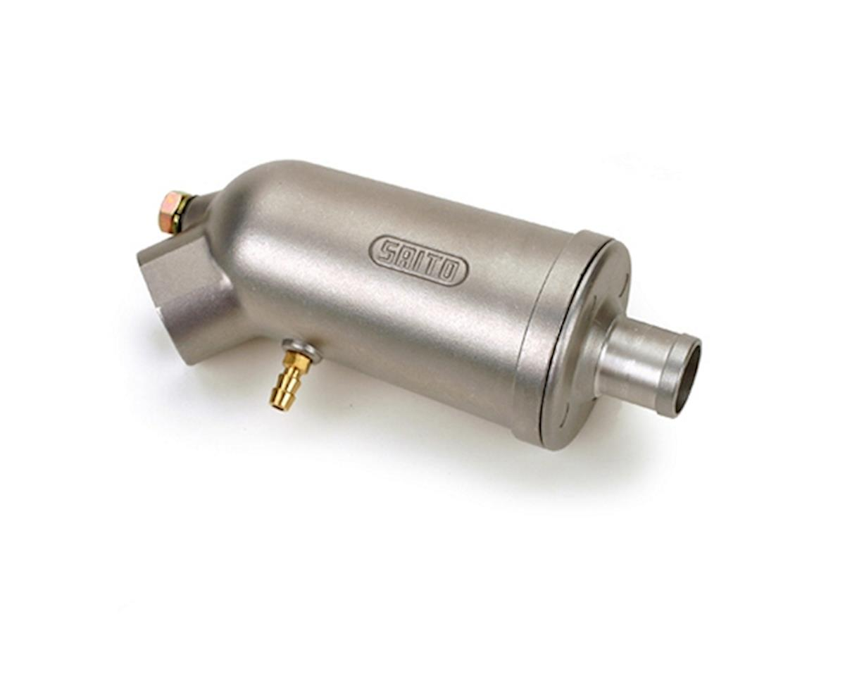 Saito Engines Muffler, Right: AG, AH | relatedproducts