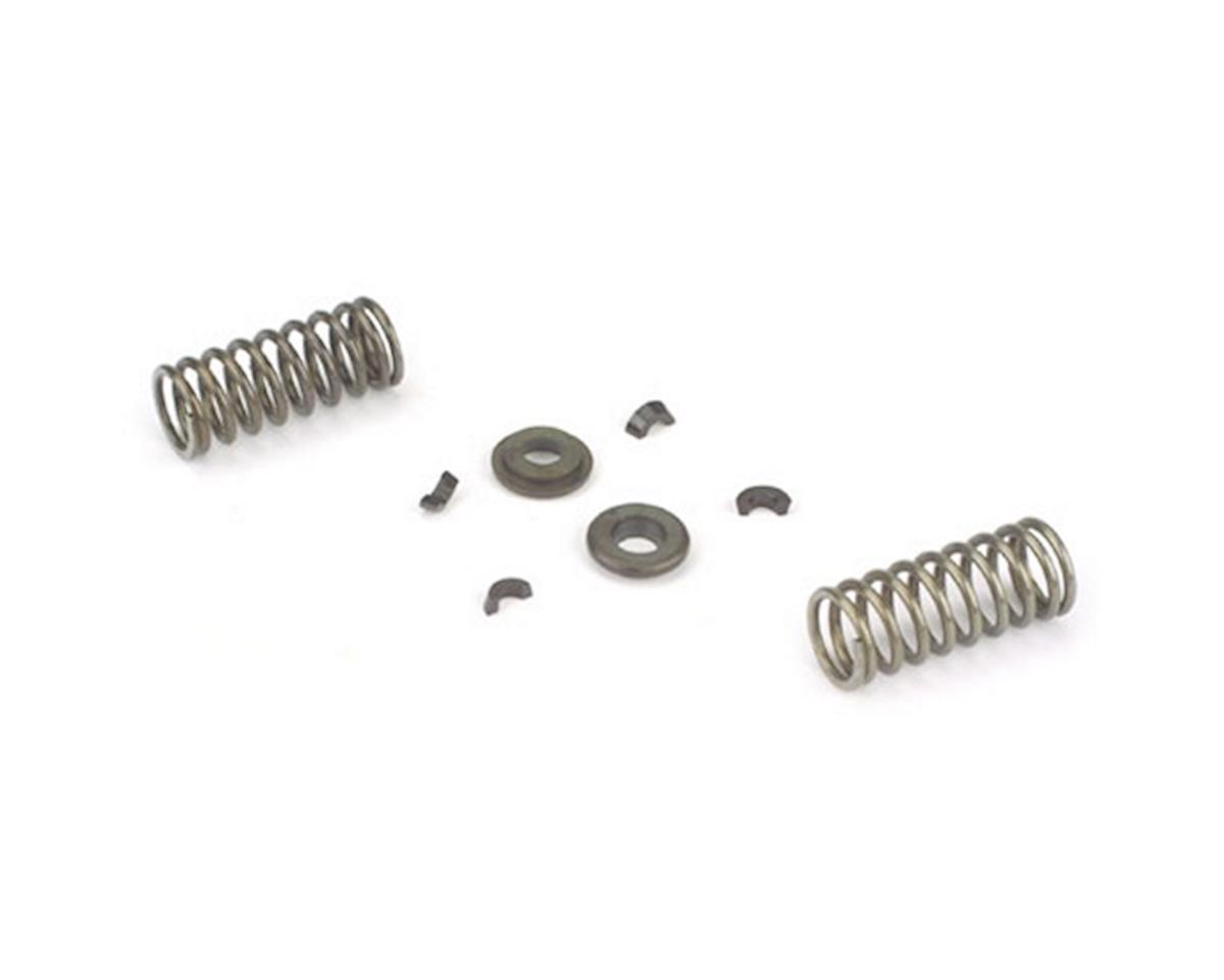 Saito Engines Valve Spring/Keeper/Retainer: V, W, Z