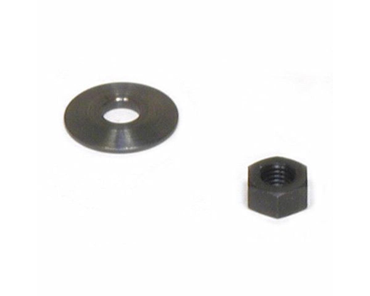 Saito Engines Prop Washer & Nut:MM