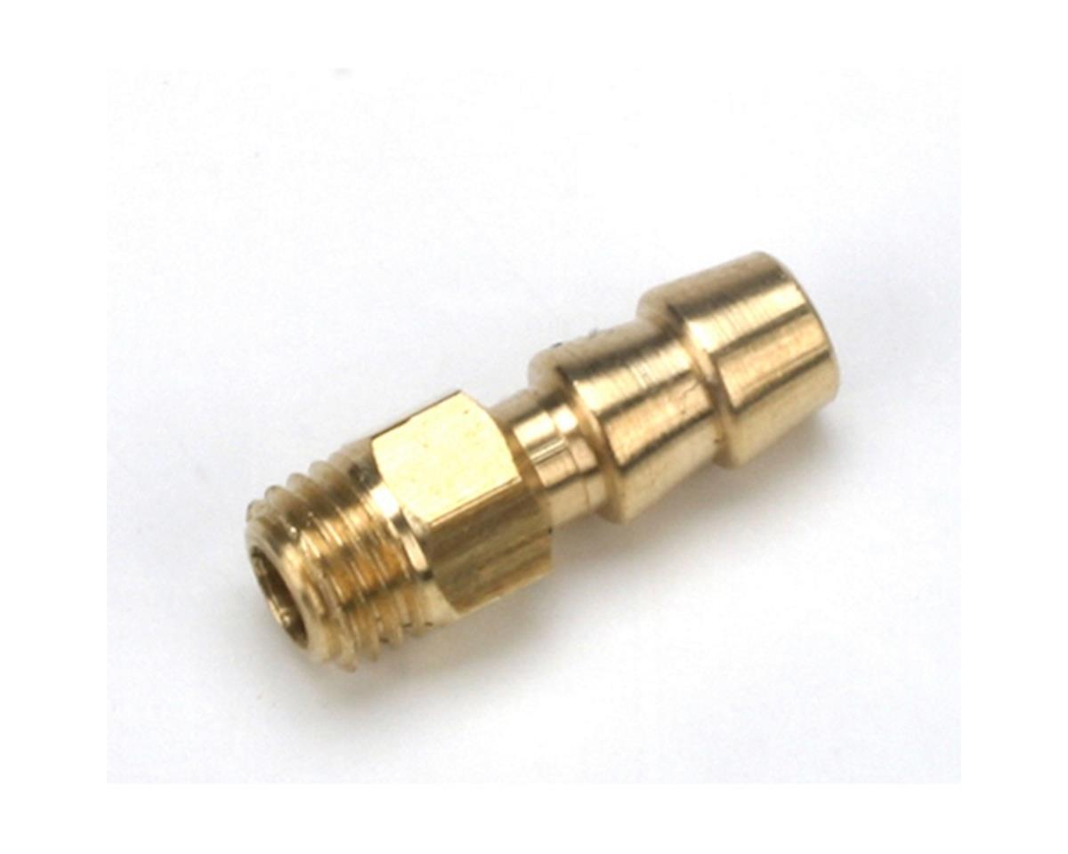 Saito Engines Mufflr Pressure Nipple:Cast/Alu