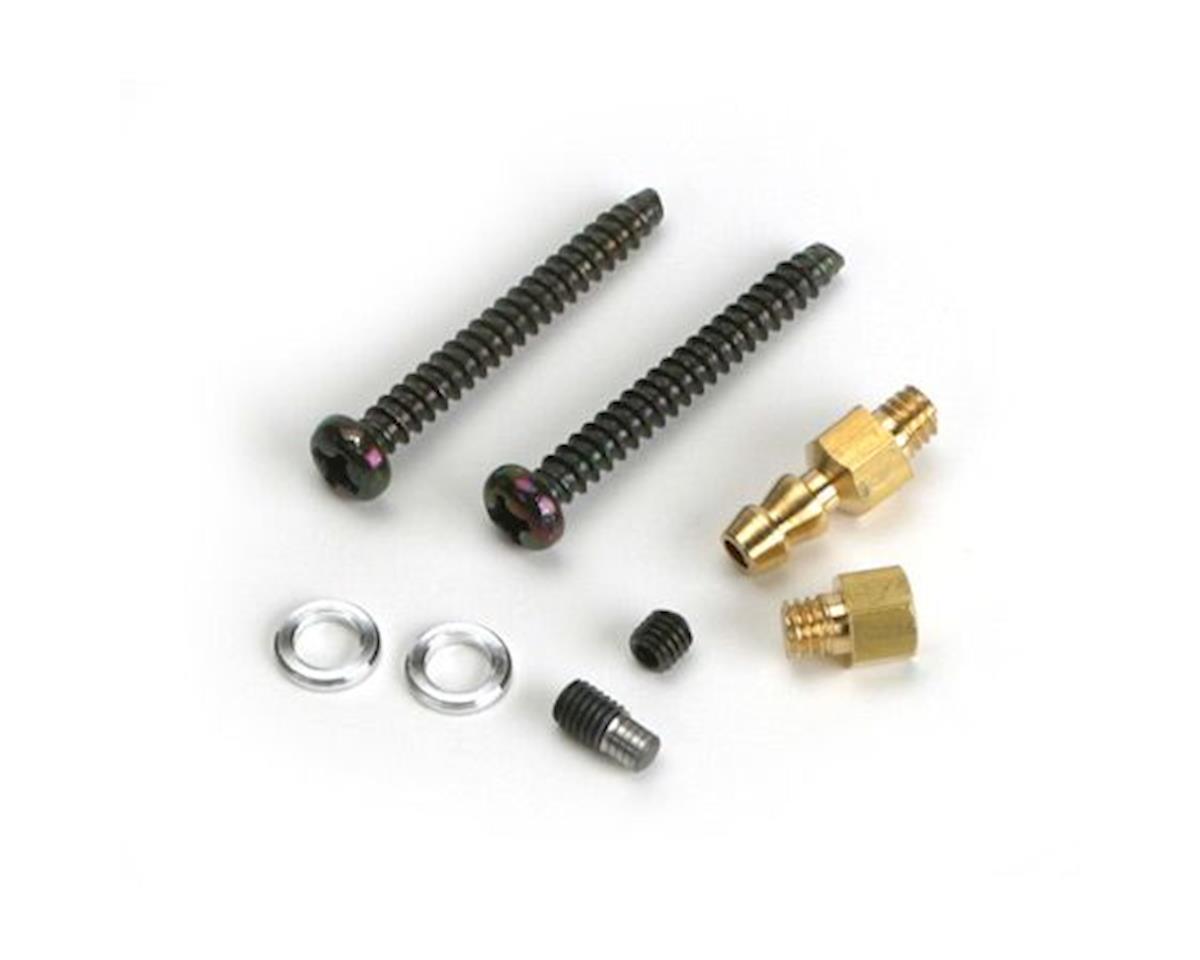 Saito Engines Carburetor Screw & Spring Set: AP
