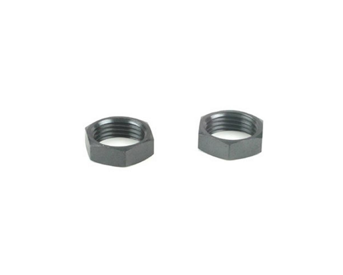 Saito Engines Muffler Nuts (2):G-K,EE,RR,SS,QQ,UU,AS,BM