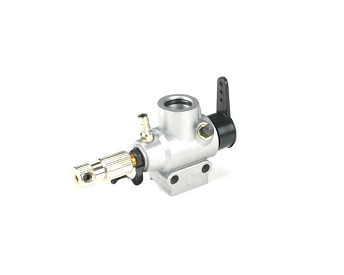 Carburetor, Complete, Left: AB, AC