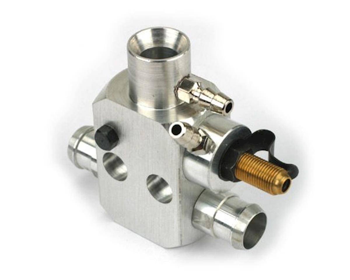 Carburetor Body Assm:LL by Saito Engines