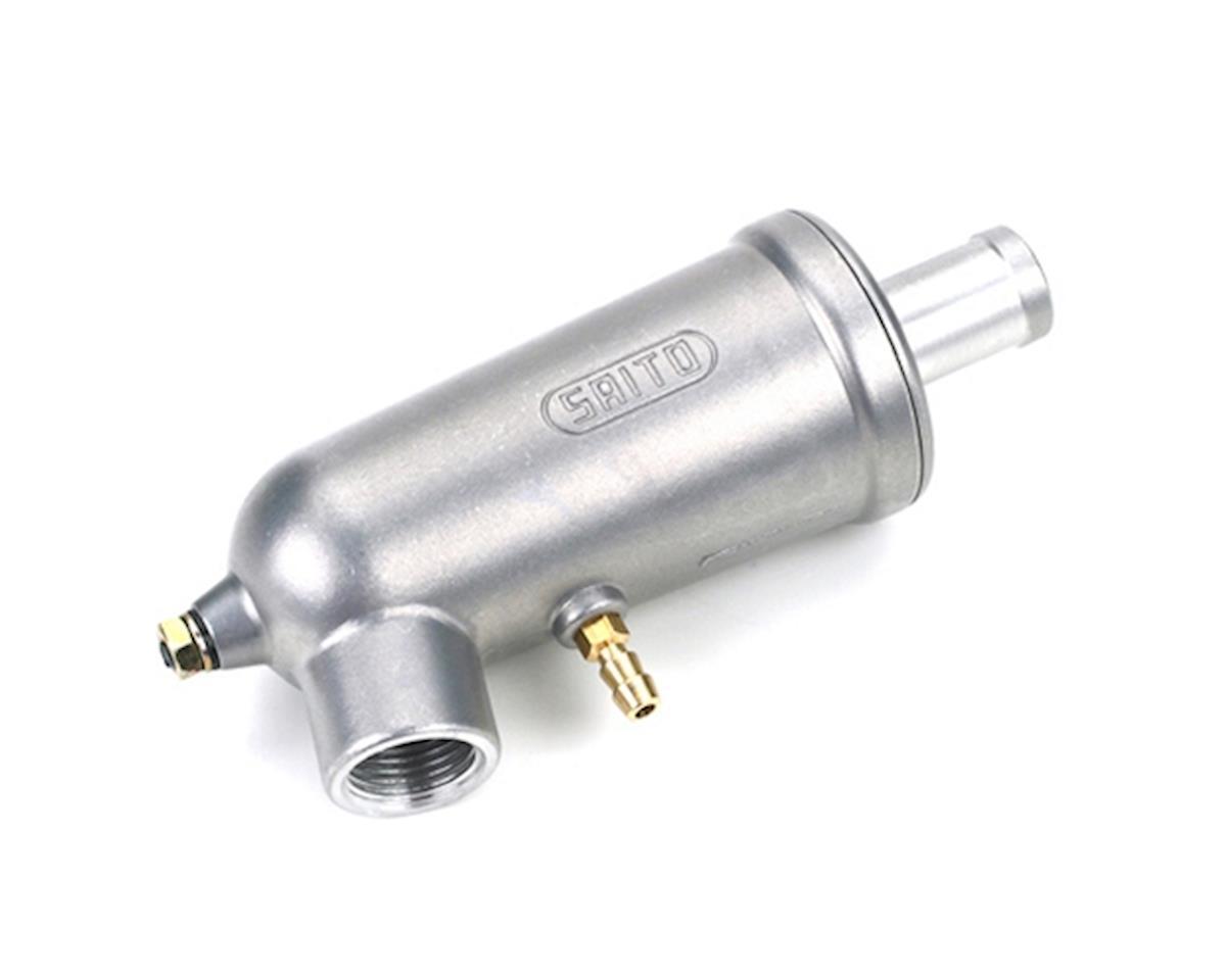 Saito Engines Cast Muff,12mm:K,EE,QQ,UU,AL,AM00