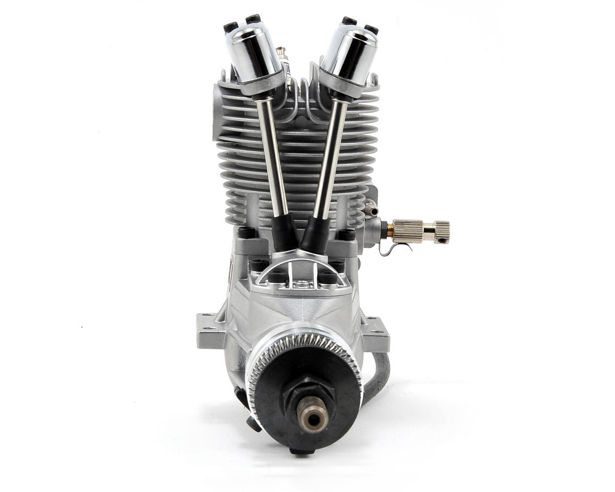 Saito Engines FG-21 (1.26) 4-Stroke Gas Engine: BN