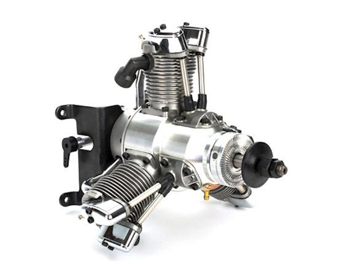 Saito Engines 33cc 3 Cylinder gas radial: BS