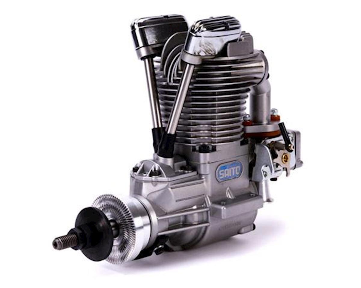 FG-40 Gas Single Cylinder Engine: BQ by Saito Engines