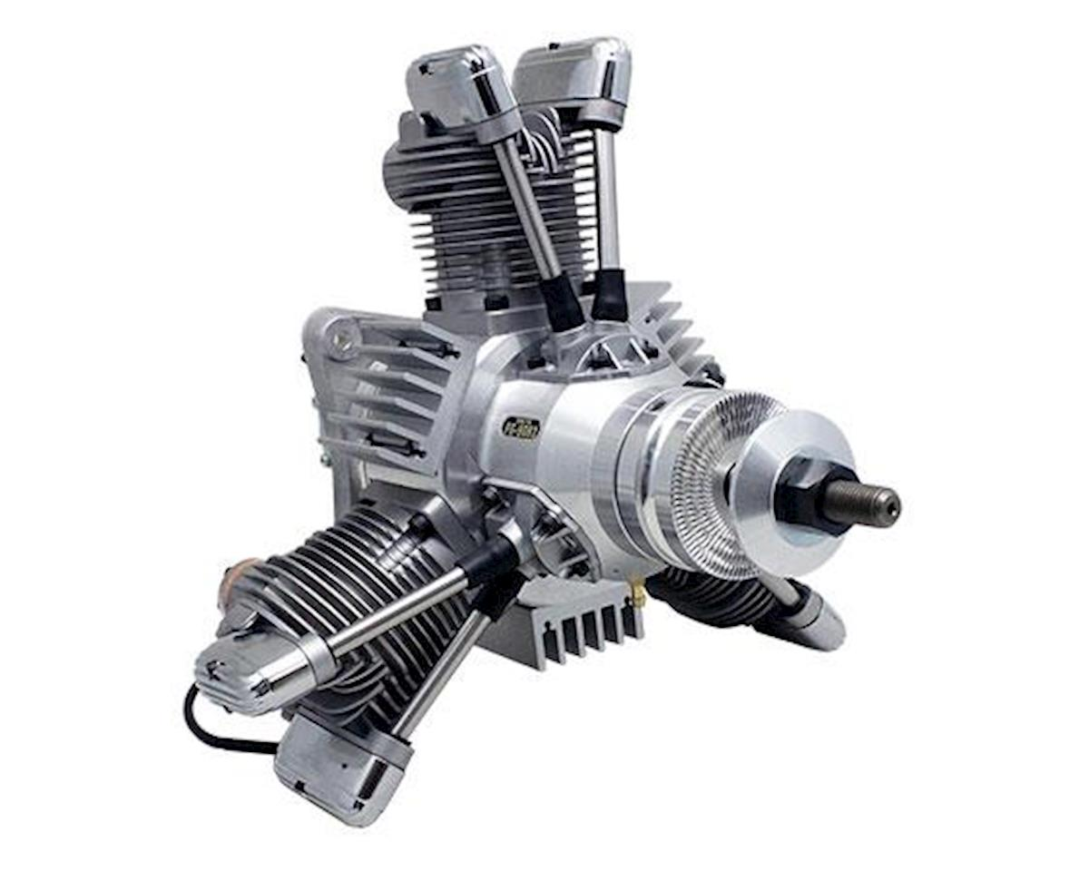 Saito Engines FG-90R3 90cc 3-Cylinder Gasoline Radial Engine
