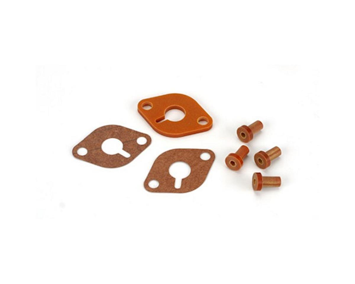Saito Engines Carburetor Gasket Set: FG-36: AK