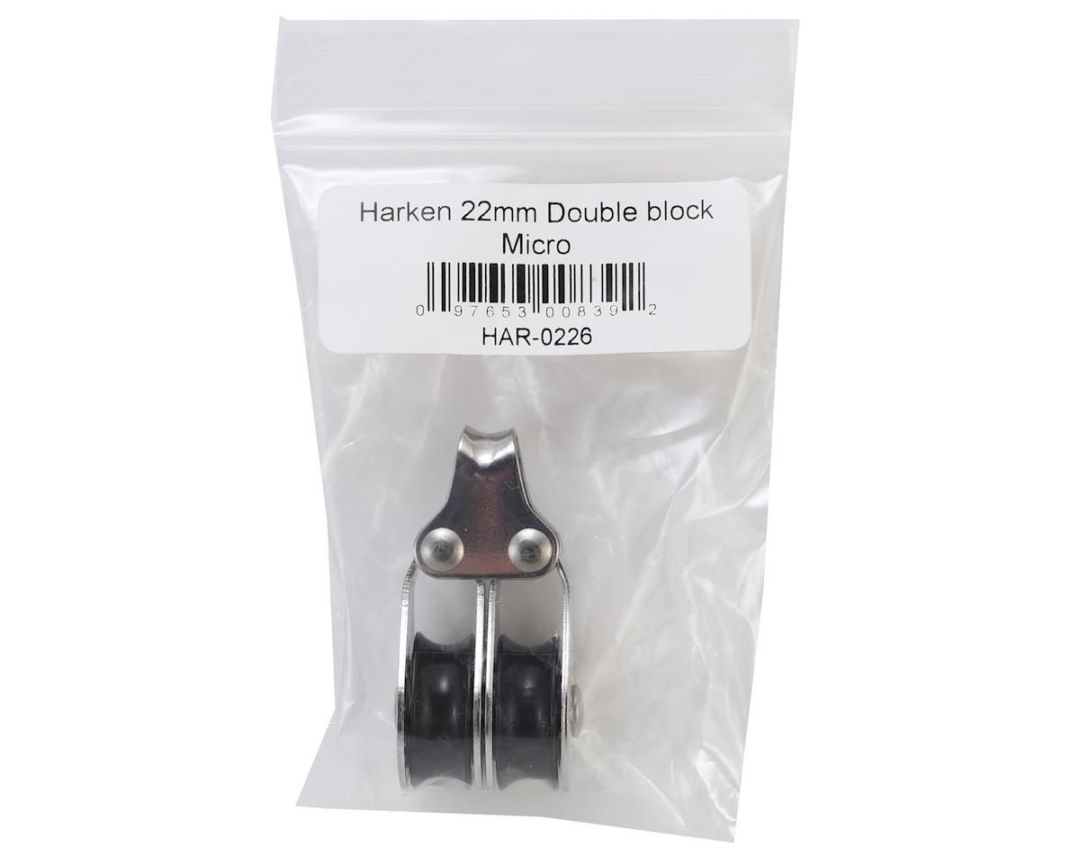 Image 2 for Harken 22mm Micro Double Block