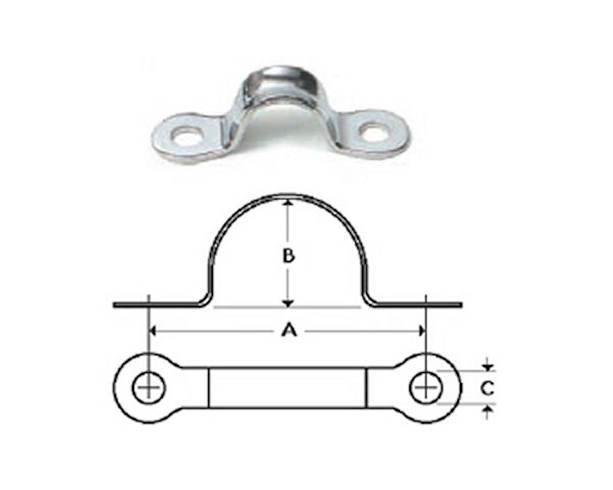 Harken Eyestrap For Cam-Matic 338, 423