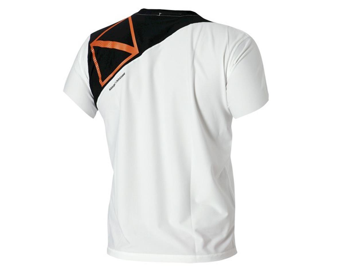 Image 2 for Magic Marine Cube Quick Dry Top Short Sleeve White (XL)