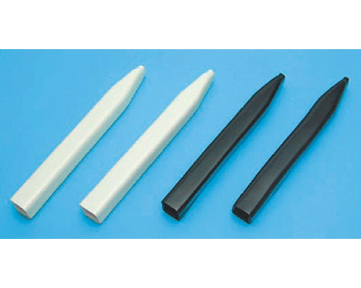 Murray's Shroud Adjuster Covers - White