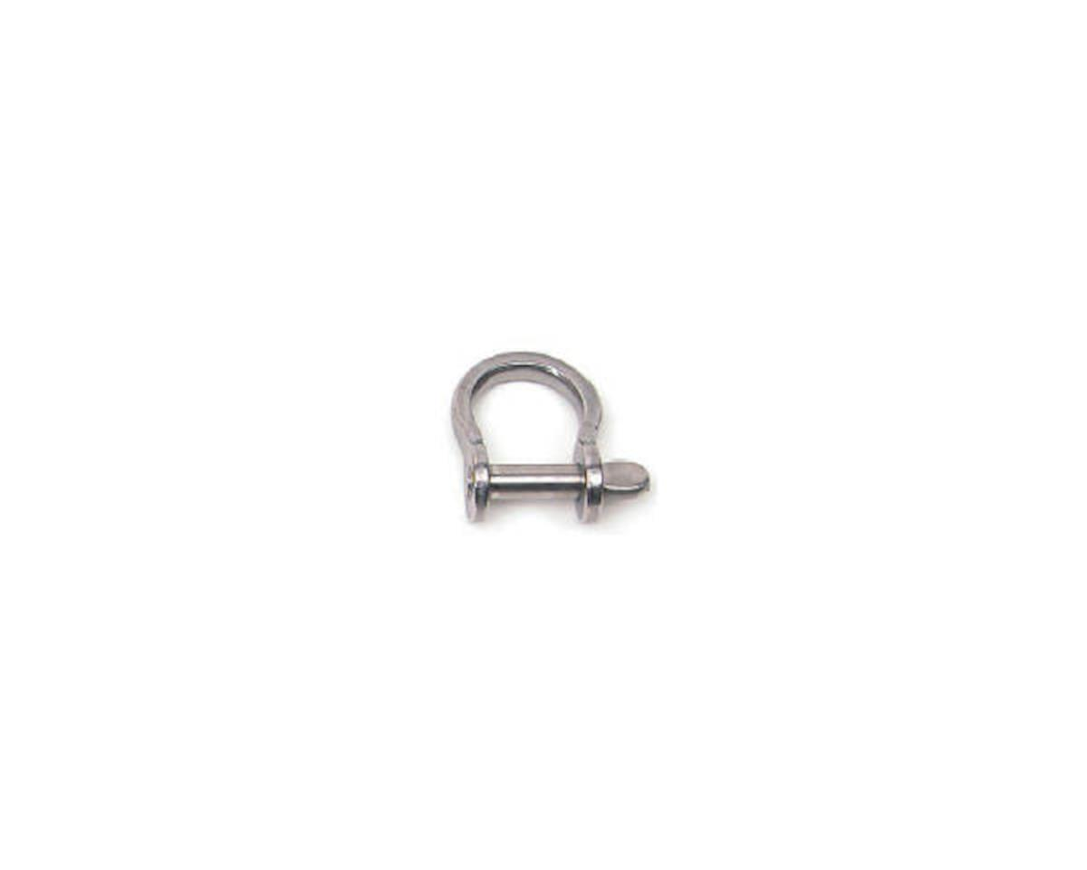 "5/16"" Stainless steel bow shackle"