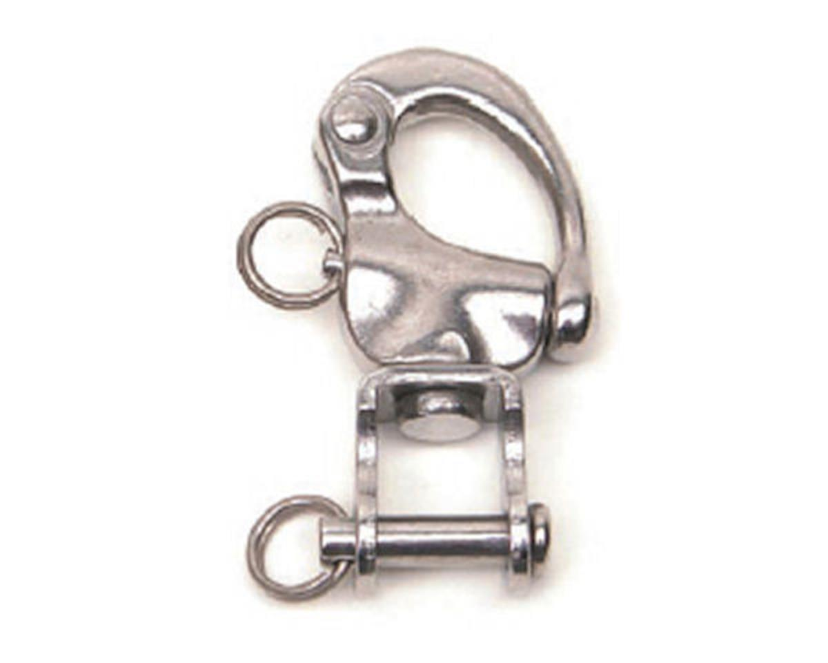 Snap Shackle with Swivel Tack