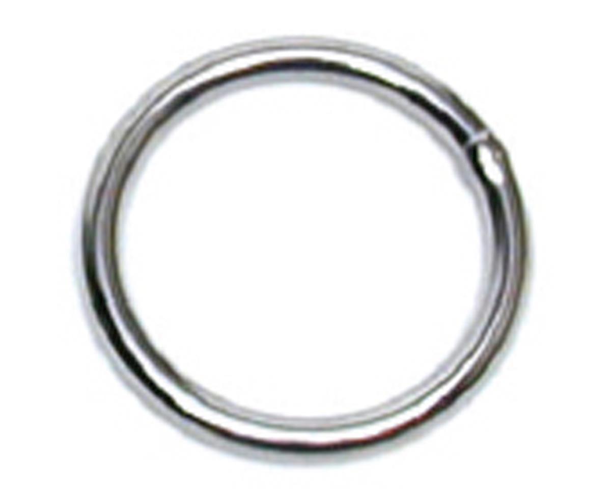 "Murray's Stainless Steel ring 2"" diameter"