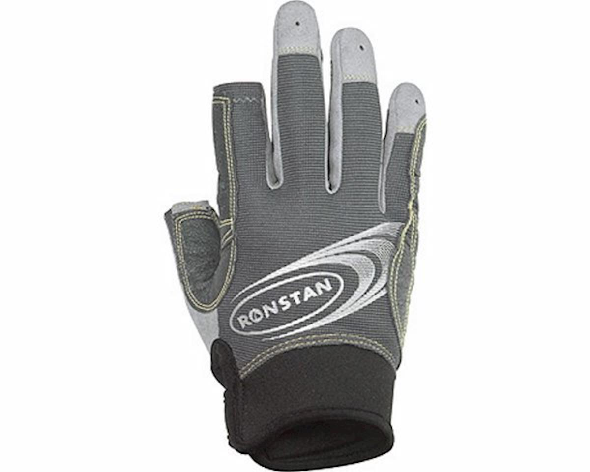 "Ronstan three finger ""Sticky"" Race Gloves (L)"