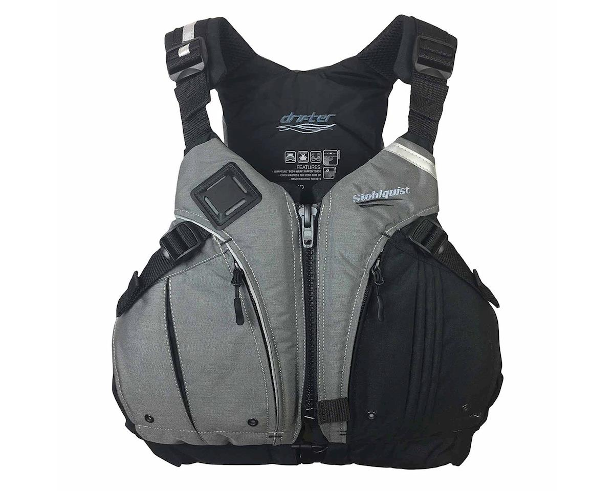 Stohlquist Drifter Charcoal Life Jacket (S/M)