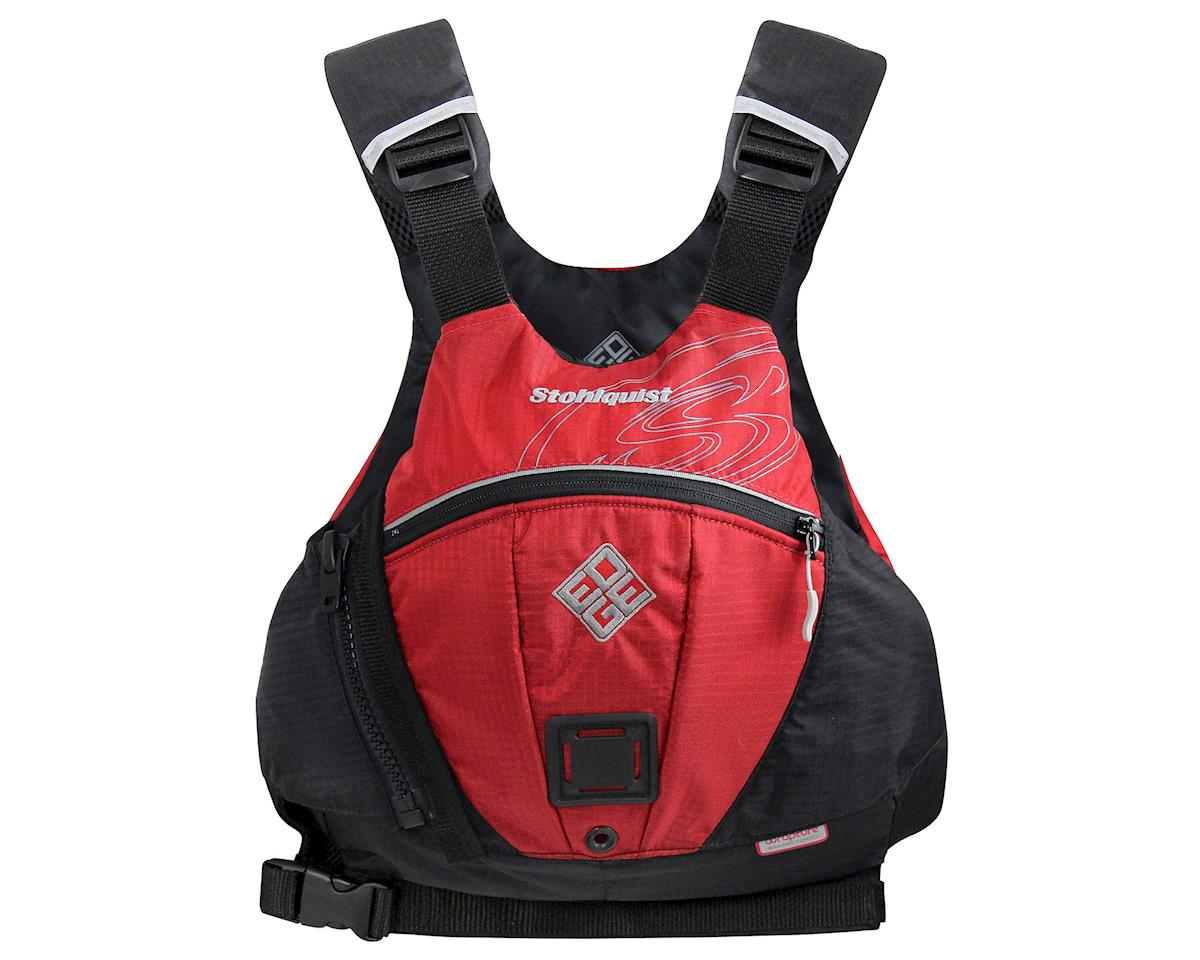 Image 1 for Stohlquist Edge Red Life Jacket (L/XL)