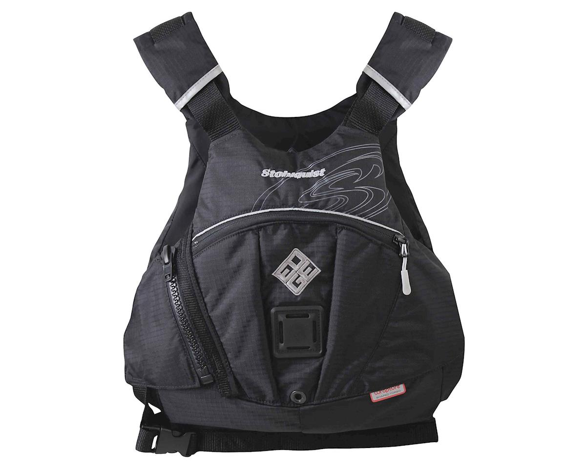 Stohlquist Edge Black Life Jacket