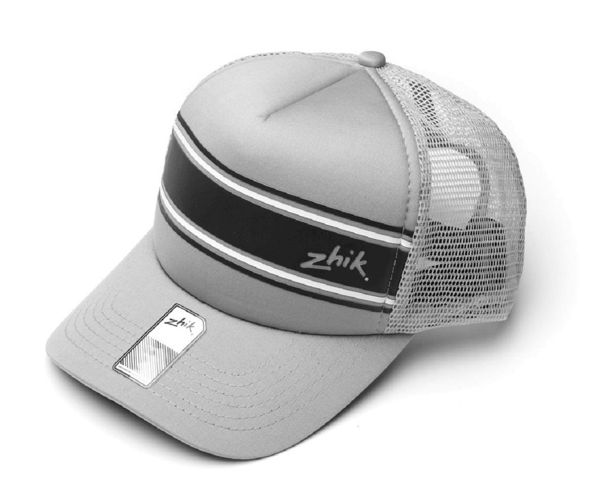 Zhik Trucker Cap Print (Grey)