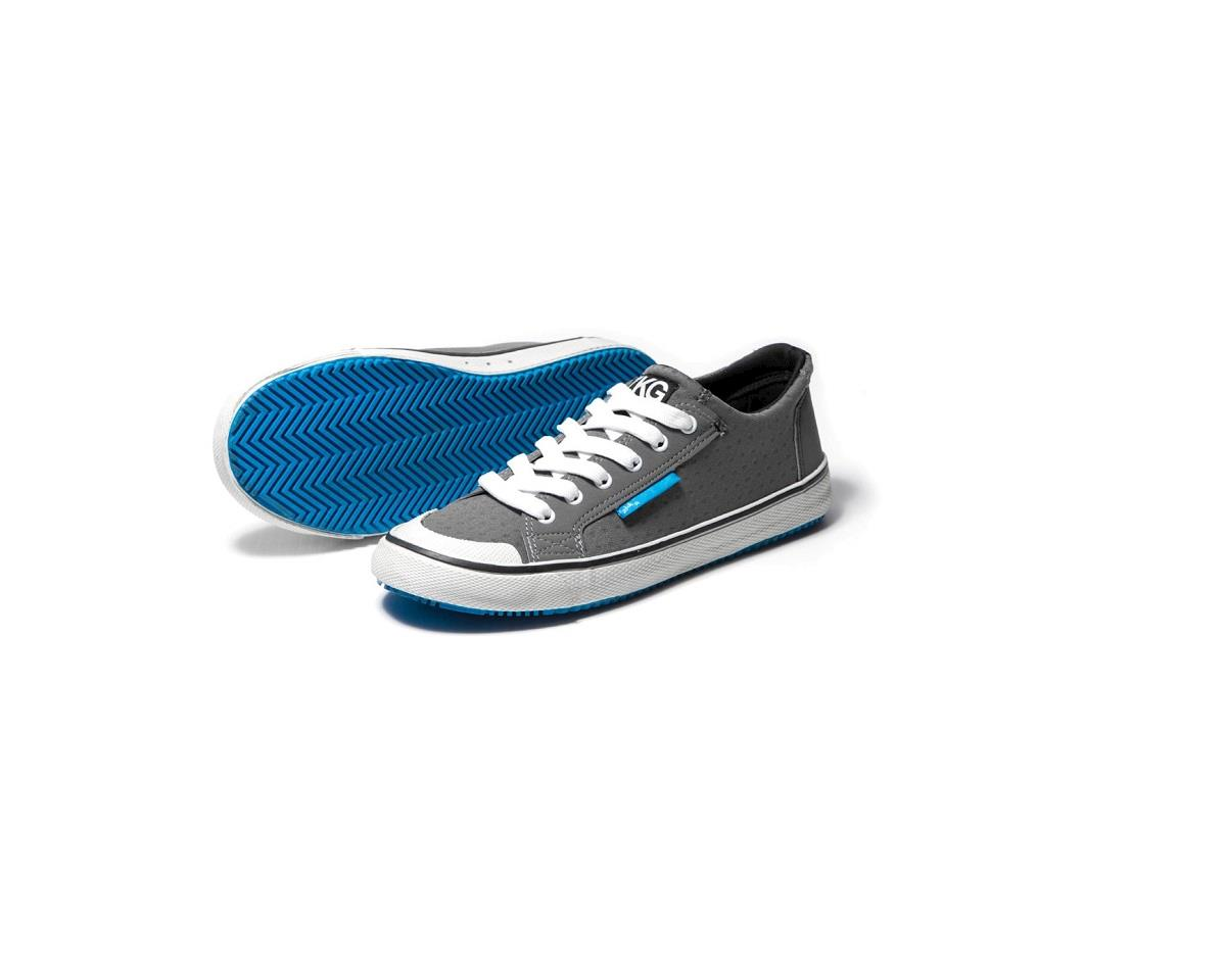 Zhik ZKG Shoe - Grey/Cyan (7)