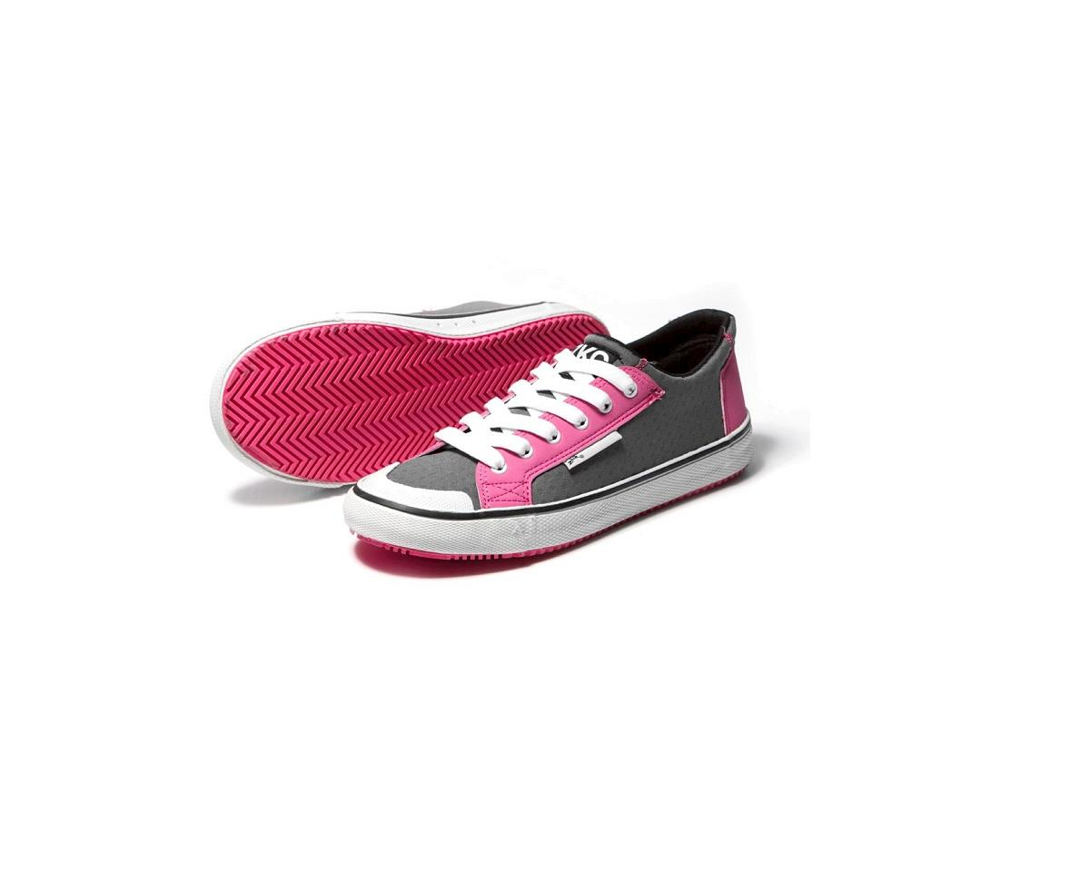 Zhik ZKG Shoe - Grey/Pink (8)
