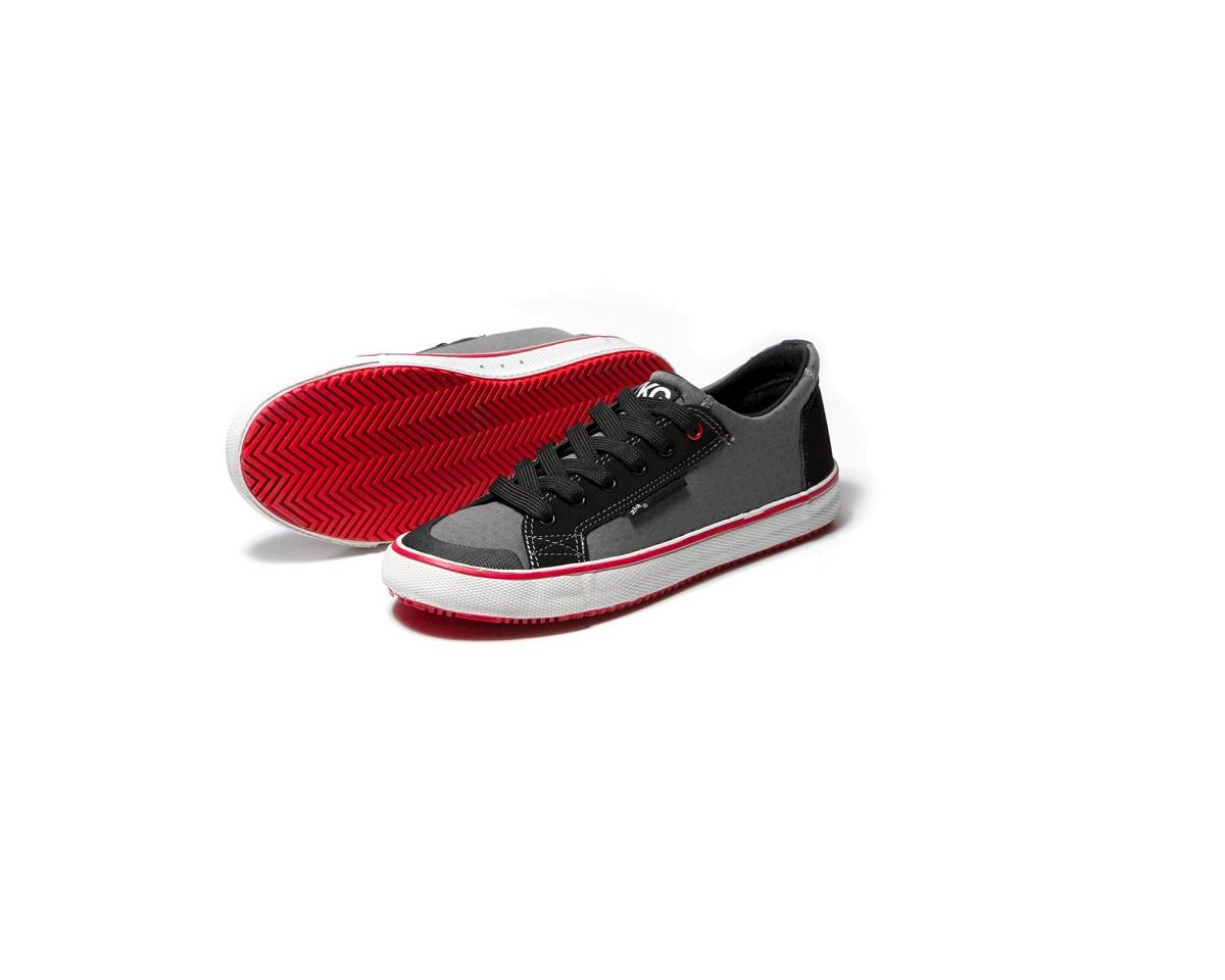 Zhik ZKG Shoe - Grey/Red (8)