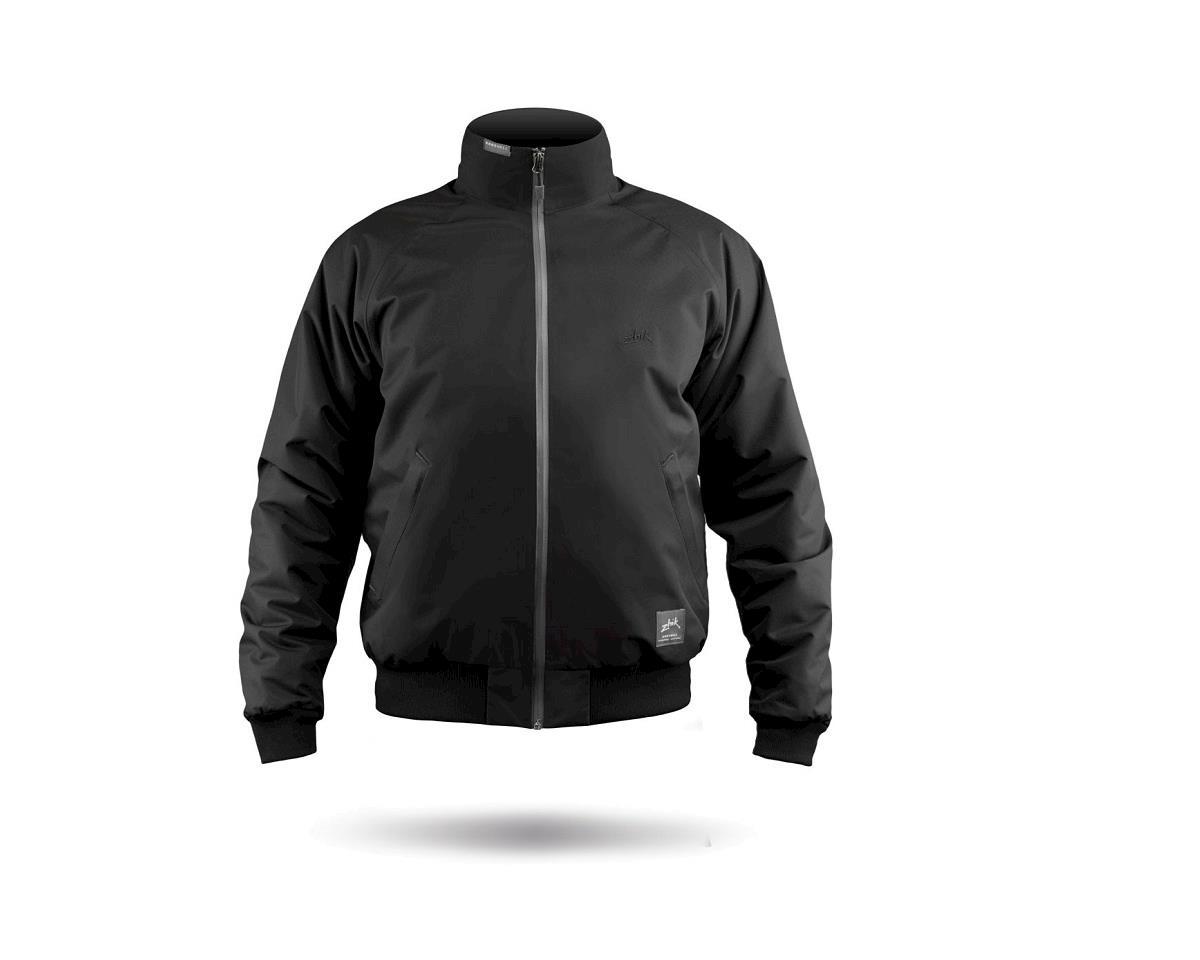 Zhik AroShell Fleece Jacket (Black)